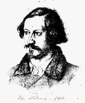 Otto Ludwig - Namensgeber der Erweiterten Oberschule Saalfeld
