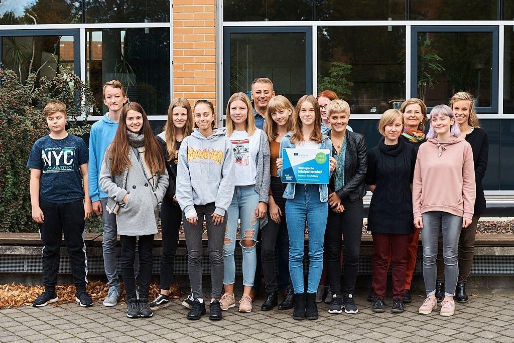 Foto der Teilnehmer (Fotograf: P. Günther)